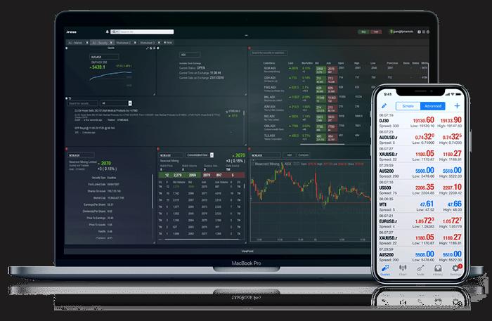 Metatrader 5 (MT5) Trading Platform For iOS